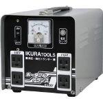 【育良】ポータブルトランス(昇降圧器) PT-30T【TN】【TC】【育良精機/変圧器(トランス)・充電器(バッテリー用)/ポータブルトランス】