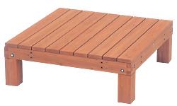 ガーデンシステムデッキ(別売品) 追加用 デッキGSD-900Dベランダ 庭 ガーデニング デッキ ウッドデッキ ベランダ タイル デッキ材 アイリスオーヤマ アイリス