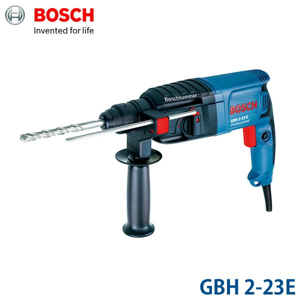 [ボッシュ]ボッシュ ハンマードリル GBH 2-23Eボッシュ BOSCH 工具【D】【DA】[作業用品 電動工具・油圧工具 ハンマードリル ボッシュ(株)] P19Jul15