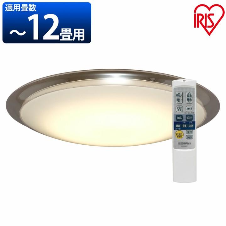 LEDシーリングライト 6.0 デザインフレームタイプ 12畳 調色 AIスピーカー CL12DL-6.0AIT明かり 灯り 寝室 照明 照明器具 ライト 省エネ 節電 スマートスピーカー対応 調光 アイリスオーヤマ 新生活 一人暮らし【時間指定不可】