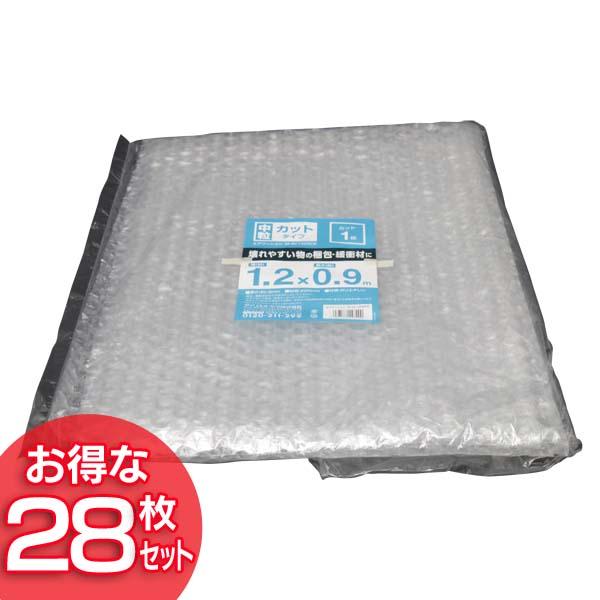 【送料無料】【28枚セット】エアクッション カットタイプ M-AC1209CK アイリスオーヤマ