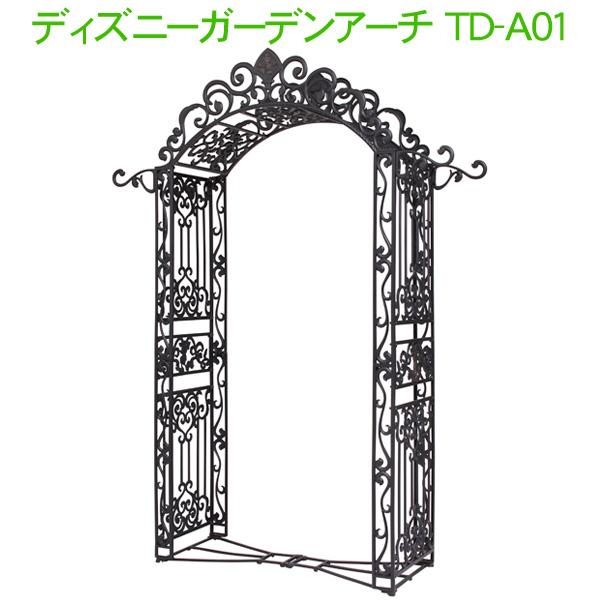 【2021?新作】 ディズニーガーデンアーチ TD-A01 ブラック【D TD-A01】タカショー【】【同梱】【日時指定】, 逸平パーツ:44692449 --- ironaddicts.in