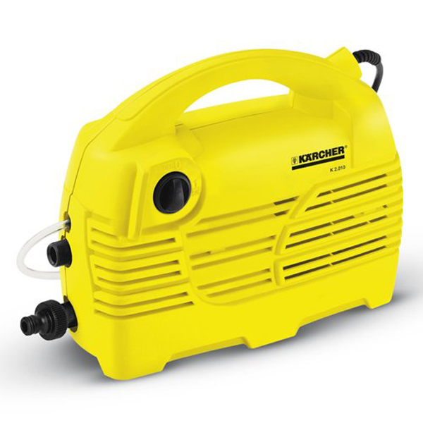 Karcher high pressure cleaning machine K2010 1601-520 (KARCHER)(K2.010) [household / commercial / screen / window / wall / car wash / cleaning / cleaning supplies / cleaning supplies / except decontamination / snow]