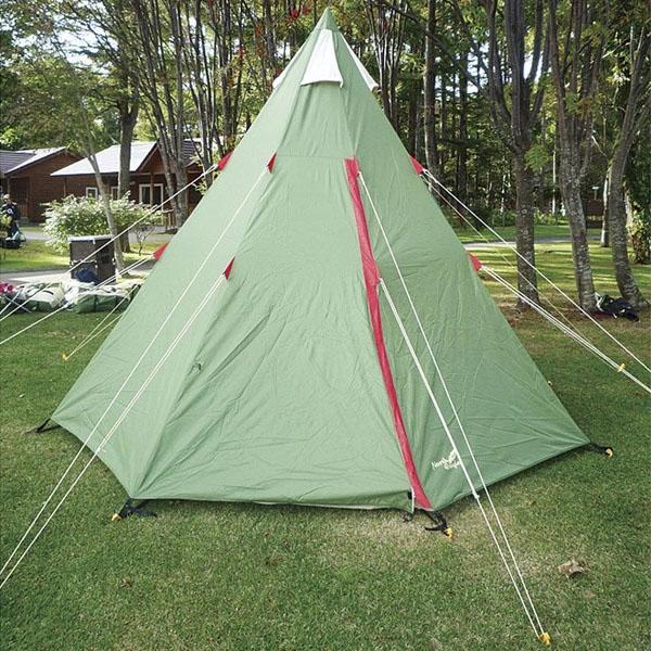 North Eagle cotton one pole tent 300 NE178 [the tent outdoor leisure c& c&ing supplies & arimas | Rakuten Global Market: North Eagle cotton one pole tent ...