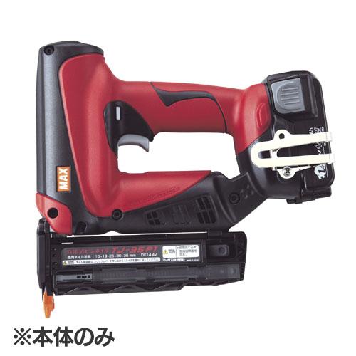 【送料無料】【釘打機】充電式ピンネイラ 本体 TJ-35P1【工具 DIY】MAX 【TC】【藤原産業】