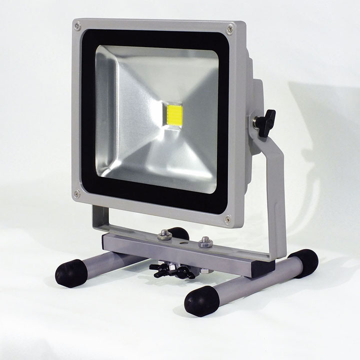 LED作業灯 50W 床スタンド式 LPR-S50MSH-3ME送料無料 投光器 作業灯 スタンド LED 投光器スタンド 投光器LED 作業灯スタンド スタンド投光器 LED投光器 スタンド作業灯 日動工業 【D】