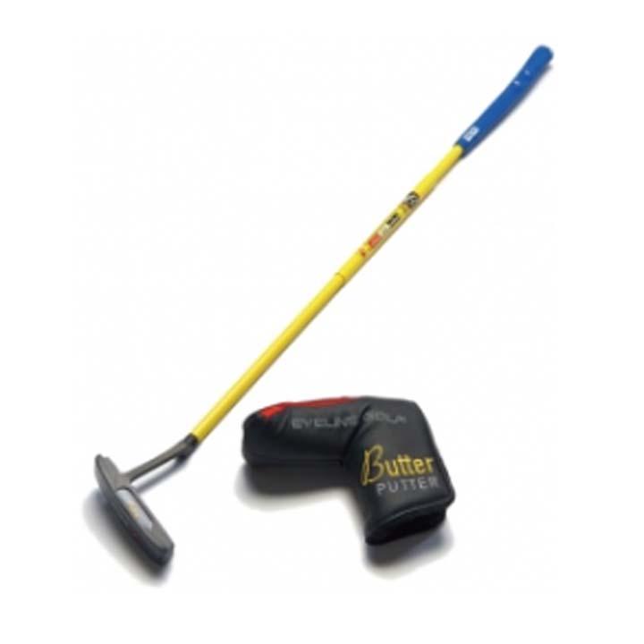 EYELINE GOLF BUTTER PUTTER ELG-BP41送料無料 ゴルフトレーニング ゴルフ ゴルフ練習 golf ゴルフ用品 EYELINE 【D】