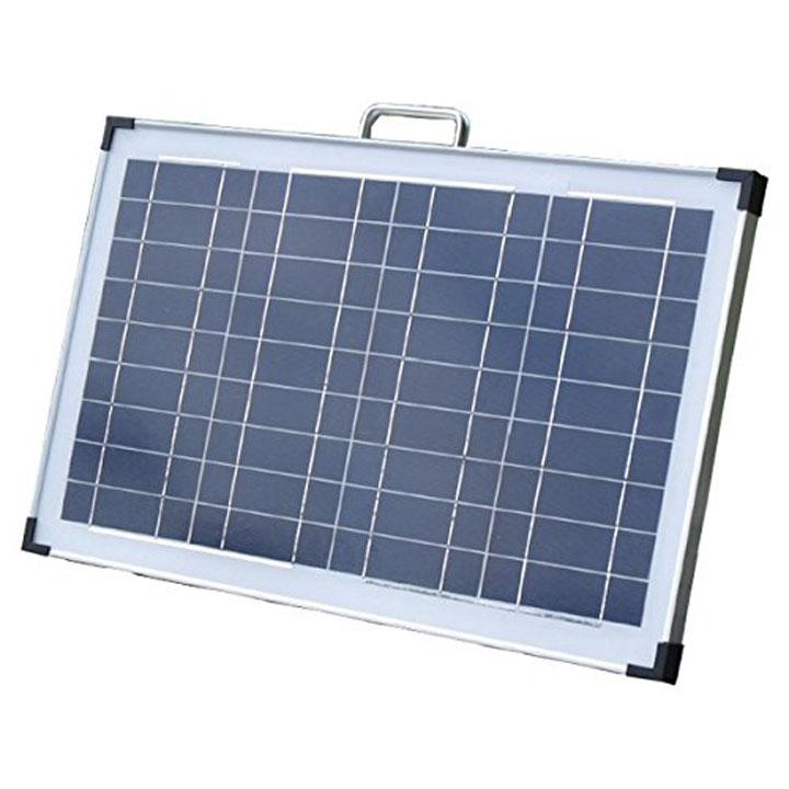LB-200専用ソーラーパネルL シルバー LBP-36送料無料 ソーラーパネル 太陽光 蓄電 蓄電池 【D】