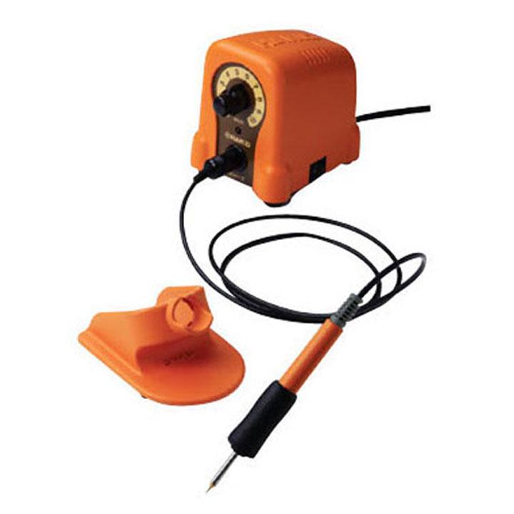 【カード&アプリ利用でポイント+3倍】マイペン アルファ FD210-01送料無料 電熱ペン はんだごて 温度調節 ウッドバーニング 彫金 ハッコー 【D】