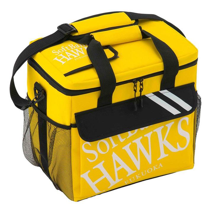 ソフトバンクホークス クーラーバック 25L SBCG-8765折りたたみ 保冷バッグ グッズ SoftBankHAWKS ソフトバンクホークス