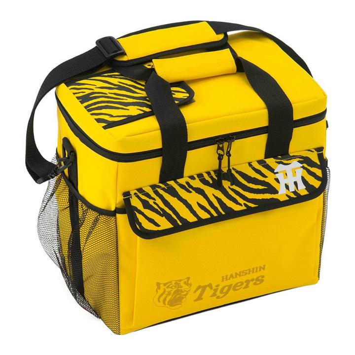 タイガース クーラーバック 25L HTCG-8755折りたたみ 保冷バッグ グッズ Tigers 虎 阪神タイガース