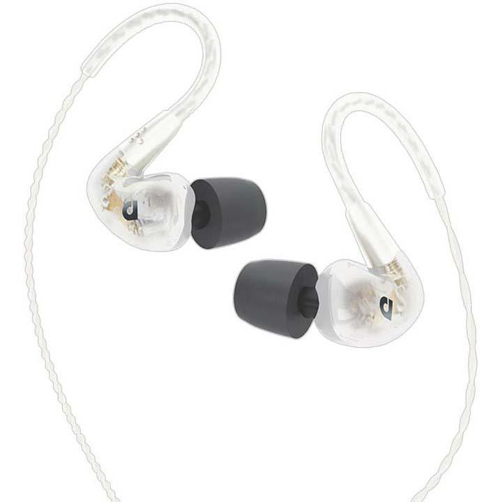 インナーイヤーヘッドホン ホワイト AF11201010送料無料 イヤホン イヤフォン 音楽 ミュージック 持ち歩き Audiofly 【D】