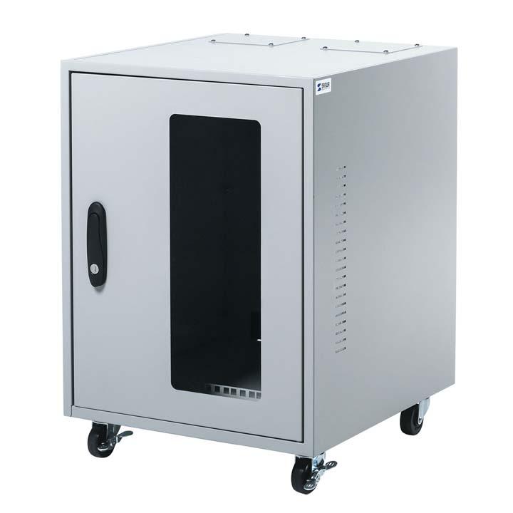 簡易防塵ハブボックス(6U) MR-FAHBOX6U送料無料 HUB BOX 鍵付き パソコン周辺機器 PC関係 サンワサプライ 【TD】 【代引不可】