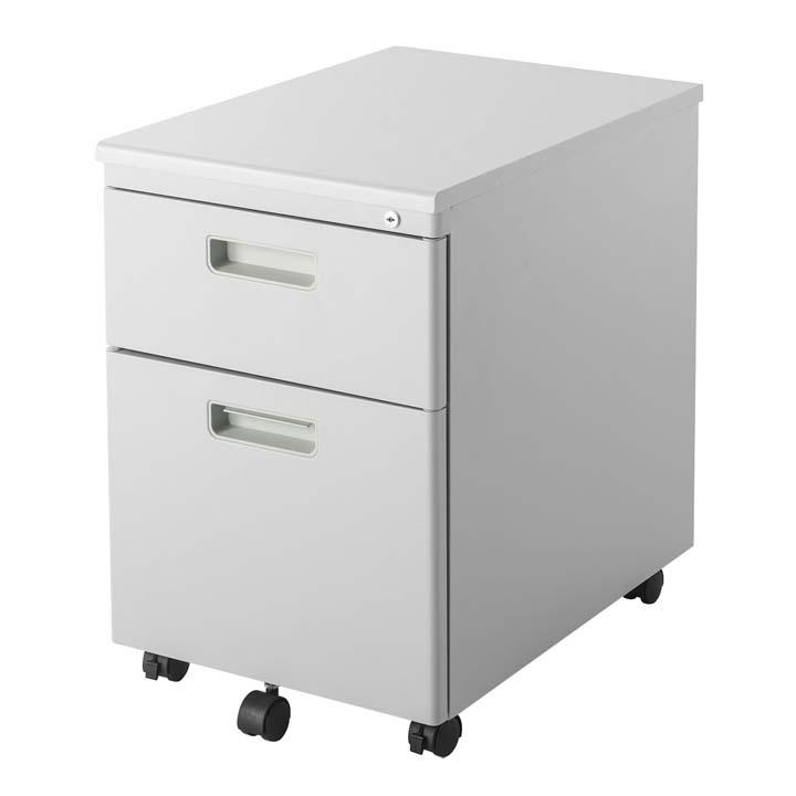 キャビネット SNW-095N2送料無料 書類収納 引出し パソコン周辺機器 PC関係 サンワサプライ 【TD】 【代引不可】