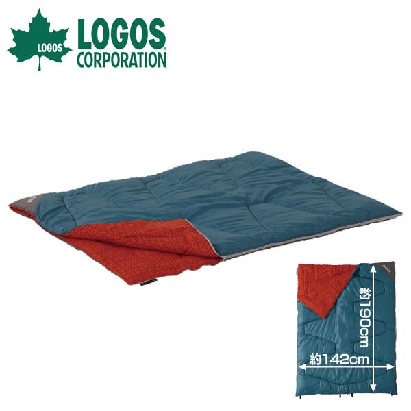 ロゴス(LOGOS) ミニバンぴったり寝袋・-2(冬用)【D】【NW】[車中泊 シュラフ 寝袋 おしゃれ テント キャンプ アウトドア レジャー 登山][画]
