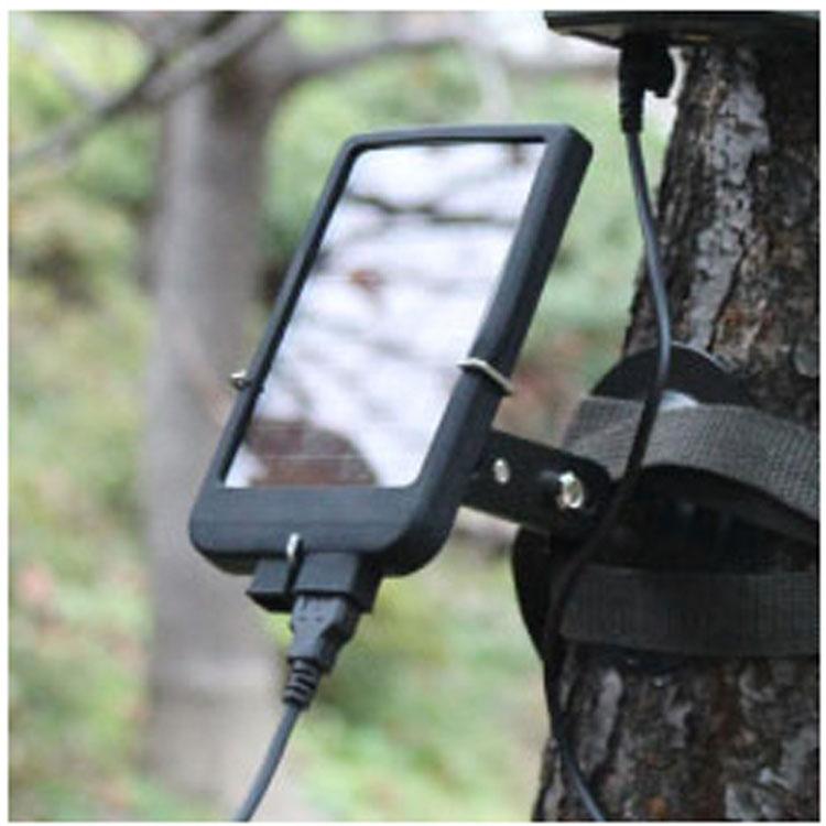 自動録画監視カメラ「MPSC-12」用ソーラーチャージャー LT5210C4送料無料 ソーラー充電器 自動 野外用 監視カメラ オプション品 THANKO 電池 充電 チャージャー サンコー 【D】