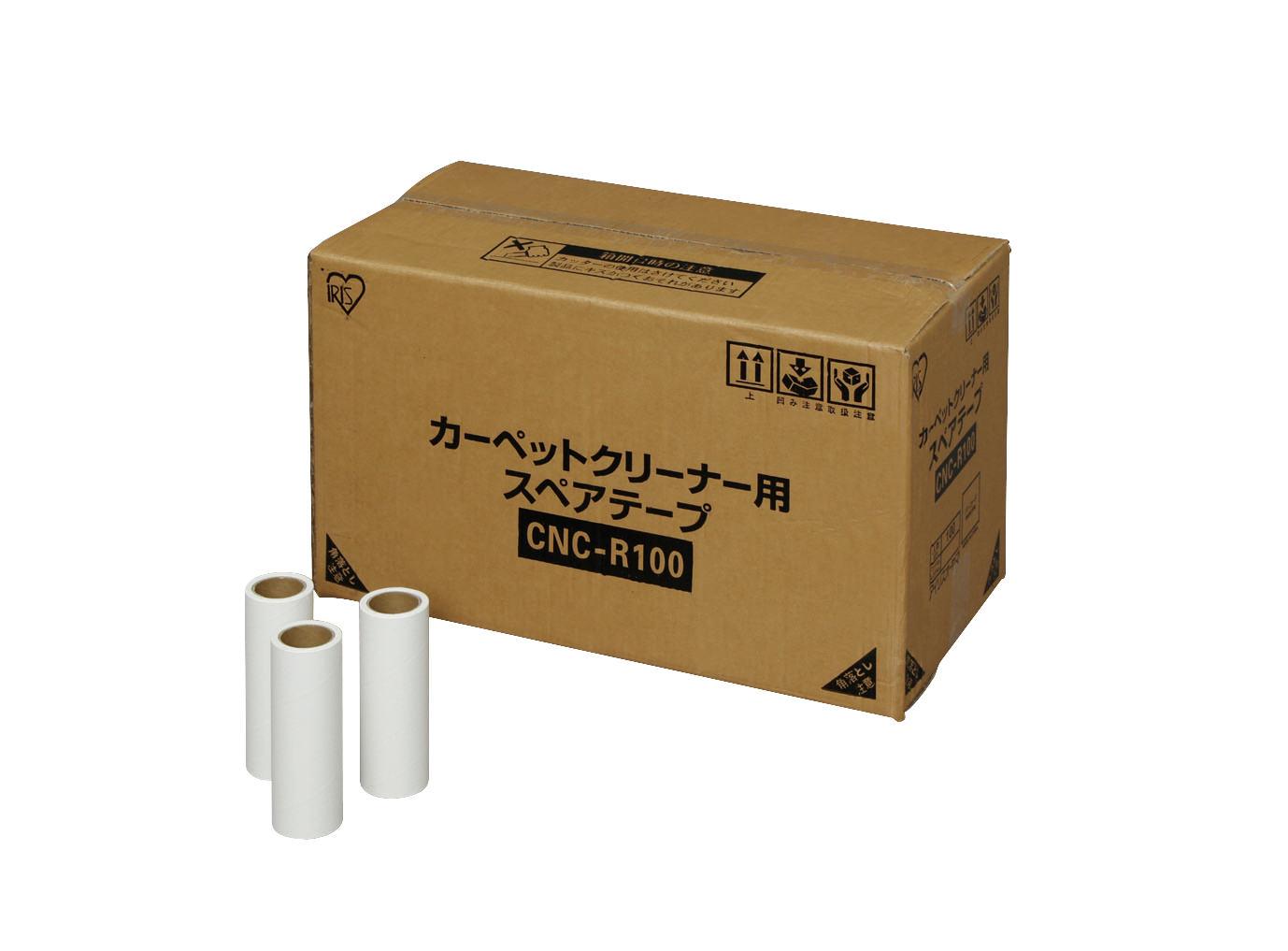 カーペットクリーナースペアテープ CNC-R100[KDYS]