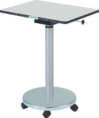 [TRUSCO]TRUSCO 補助テーブル 600X450XH700-900 ME4560[物流保管用品 作業台 昇降式作業台 トラスコ中山(株)]【TC】【TN】