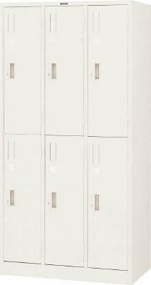 【取寄品】[TRUSCO]TRUSCO スタンダードロッカー 6人用 900X515XH1790 NL67[オフィス住設用品 オフィス家具 ロッカー トラスコ中山(株)]【TC】【TN】