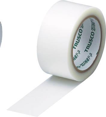 【60巻セット】TRUSCO クロス粘着テープ 幅25mmX長さ25m クリア 透明 GCT25[TRUSCO 環境安全用品 テープ用品 梱包用テープ トラスコ中山(株)]【TC】