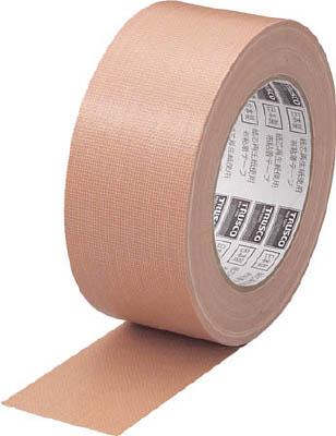 【30巻セット】TRUSCO 布粘着テープエコノミータイプ 幅50mmX長さ25m GNT50E[TRUSCO 環境安全用品 テープ用品 梱包用テープ トラスコ中山(株)]【TC】