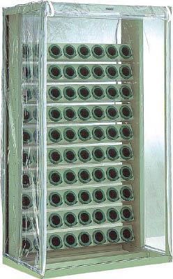 【取寄品】[TRUSCO]TRUSCO ツーリングラック 帯電防止カバー付 BT・NT40用 100個収納 VTL1010B[物流保管用品 ツールキャビネット・コンテナラック ツーリングラック トラスコ中山(株)]【TC】【TN】