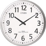 [シチズン]シチズン スリーウェーブM821 4MY821019[オフィス住設用品 OA・事務用品 掛時計 リズム時計工業(株)]【TC】【TN】