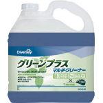 [ディバーシー]ディバーシー 洗浄剤 グリーンプラスマルチクリーナー 5L 5214340[環境安全用品 清掃用品 洗剤・クリーナー ディバーシー(株)]【TC】【TN】