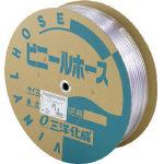 [サンヨー]サンヨー 透明ホース15×20 50mドラム巻 TM1520D50T[環境安全用品 ホース・散水用品 ホース (株)三洋化成]【TC】【TN】