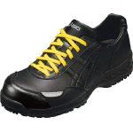[アシックス]アシックス 静電気帯電防止靴 ウィンジョブE50S 黒X黒 23.5cm FIE50S.909023.5[環境安全用品 保護具 作業靴 アシックスジャパン(株)]【TC】【TN】
