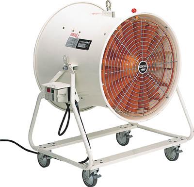 スイデン どでかファン大型キャスタ扇 SJF600A3[環境安全用品 環境改善機器 送風機 (株)スイデン]【TC】【TN】