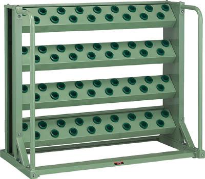 【取寄品】[TRUSCO]TRUSCO ツーリングラック BT・NT30兼用 68個収納 VTL417[物流保管用品 ツールキャビネット・コンテナラック ツーリングラック トラスコ中山(株)]【TC】【TN】