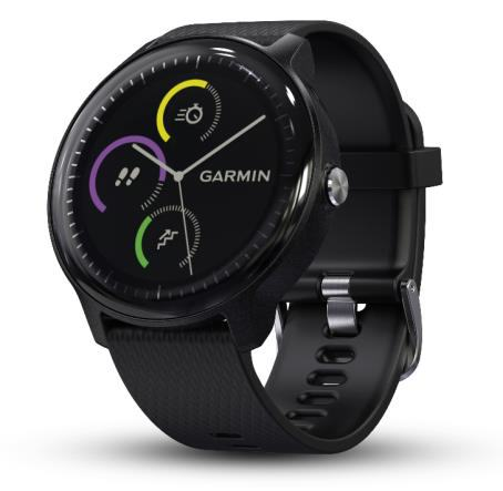 GARMIN vivoactive 3 Music Black【送料無料】(沖縄・離島を除く)