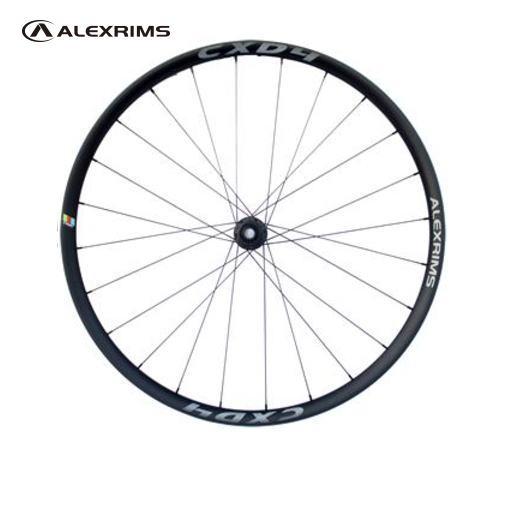 ALEXRIMS ホイール CXD4 700C 【フロント】 ディスクロード 自転車 【送料無料】(沖縄・離島を除く)