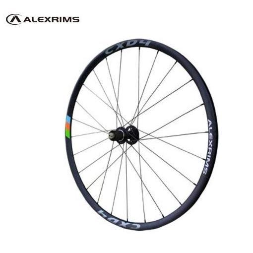 ALEXRIMS ホイール CXD4 700C 【リア】 ディスクロード 自転車 【送料無料】(沖縄・離島を除く)