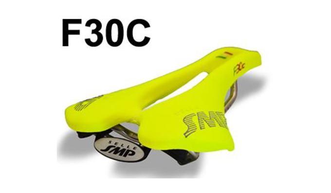 SELLE SMP サドル F30C 【イエローフロー】 【送料無料】(沖縄・離島を除く)