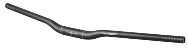 THOMSON ハンドルバー MTB ALUMINUM BAR 800x20MM RISE 9BACK 5UP 【送料無料】(沖縄・離島を除く)