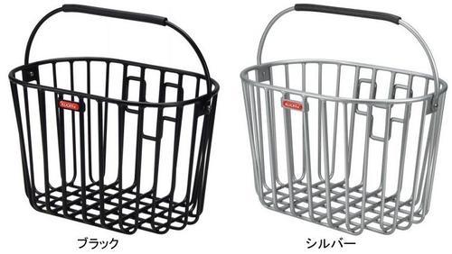 RIXEN&KAUL フロントバスケット アルミノ 16L 自転車 【送料無料】(沖縄・離島を除く)