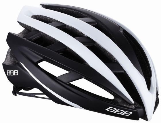 BBB ヘルメット BHE-05 イカロス V2 【マットブラック/ホワイト】 自転車 【送料無料】(沖縄・離島を除く)