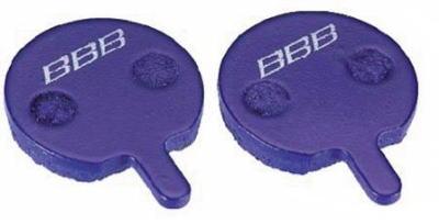 BBB ビービービー DISCSTOP  BBS-48  ディスクストップ ブレーキパット