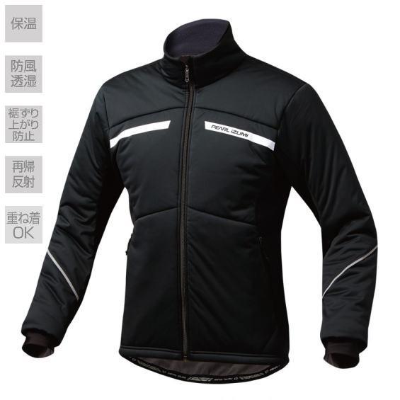 パールイズミ 3900-BL ストレッチインサレーションジャケット【8.ブラック】 【送料無料】(沖縄・離島を除く)
