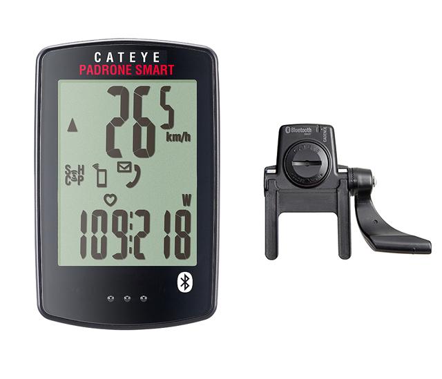 キャットアイ CC-PA500B スピード+ケイデンスキット PADRONE SMART サイクル コンピューター 自転車
