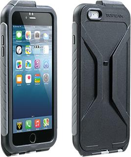 TOPEAK トピーク ウェザープルーフ ライドケース (iPhone6/6S) セット 自転車用
