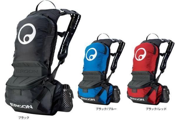 TOPEAK/ ERGON エルゴン BE1 エンデューロ ラージ 自転車 バックパック 【送料無料】(沖縄・離島を除く)