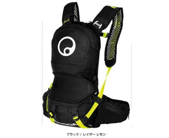 TOPEAK/ ERGON エルゴン BE2 エンデューロ ラージ 自転車 バックパック 【送料無料】(沖縄・離島を除く)