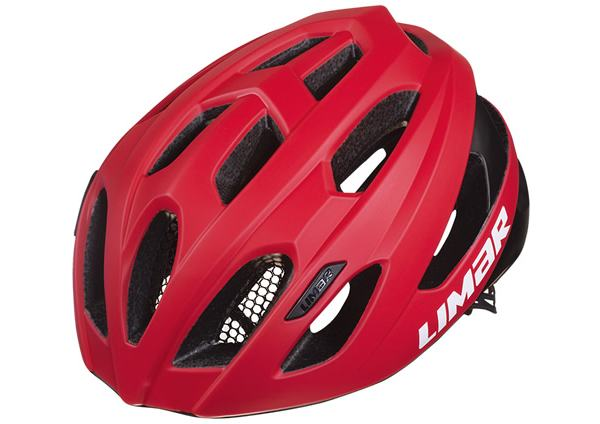 LIMAR リマール 797 マットレッド 自転車用 ヘルメット 【送料無料】(沖縄・離島を除く)