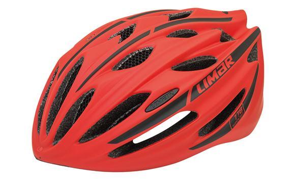LIMAR リマール 778 マットレッド 自転車用 ヘルメット 【送料無料】(沖縄・離島を除く)