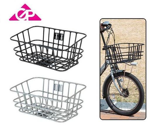 GIZA ギザ AL-NXL アルミ バスケット XL 自転車 フロント用 かご