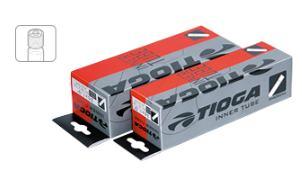 Inner Tube(American Valve) TIOGA タイオガ インナー チューブ 米式 L型 12.1/2x2.1/4 36mm 1本のみ 自転車