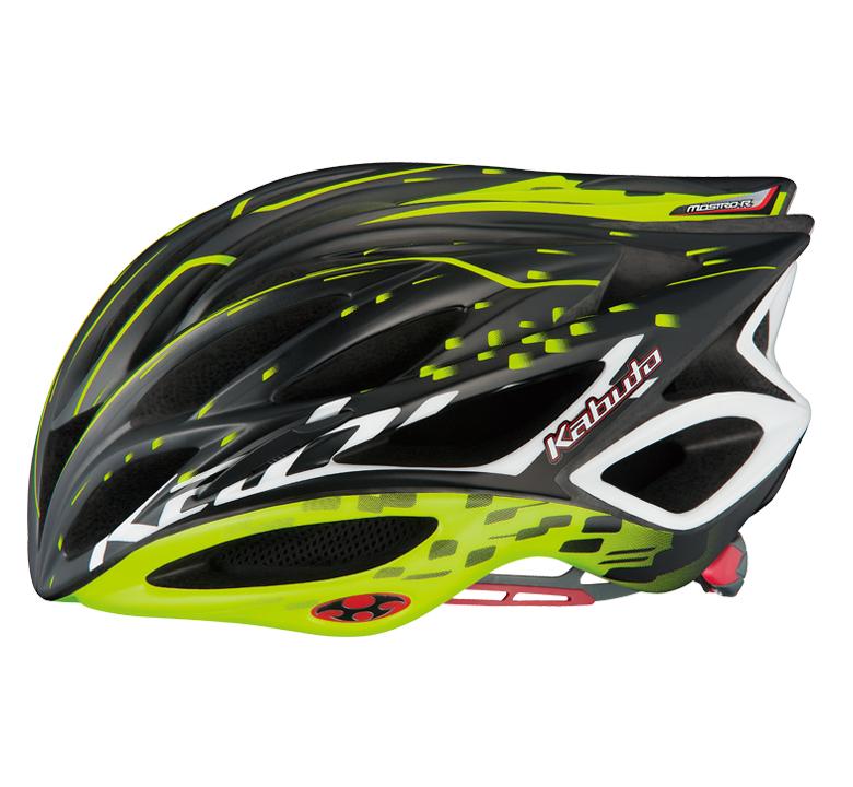 OGK Kabuto MOSTRO-R モストロR 【スペースマットイエロー】 自転車 ヘルメット 【送料無料】(沖縄・離島を除く)